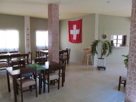 Promenade Hostel: Restaurante Promenade (Playas Ecuador)