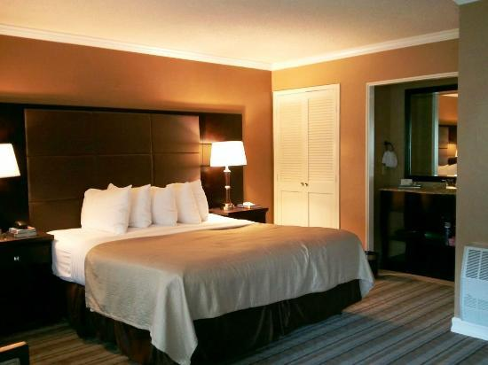 BEST WESTERN Carmel's Town House Lodge: Room 330 in the Annex
