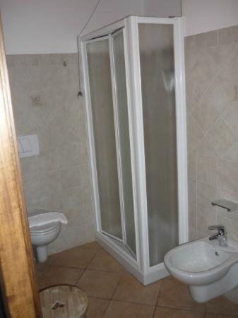 Corte dei Mori: Badezimmer