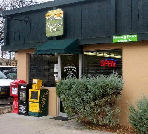 Mountain Cafe, Fort Collins, Colorado