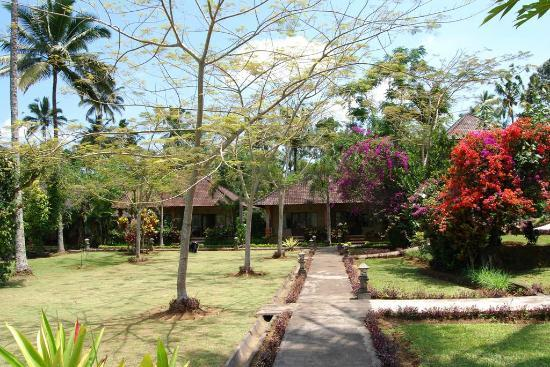 Mahagiri Panoramic Resort & Restaurant: Bungalows at the Hotel