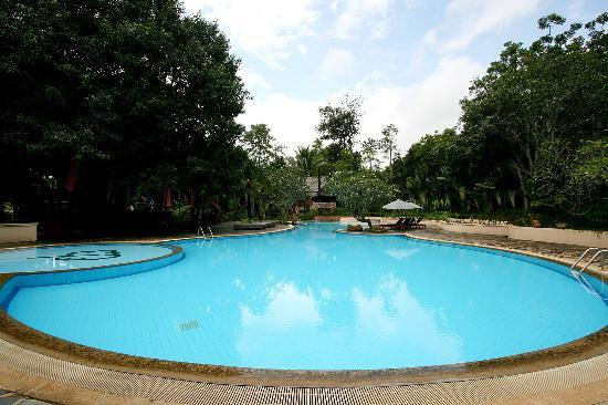 Suanthip Vana Resort : Nice pool