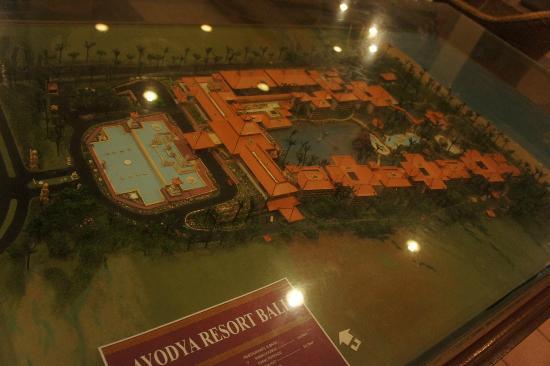 Ayodya Resort Bali: .