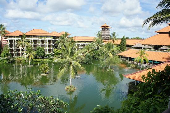Ayodya Resort Bali: View from room