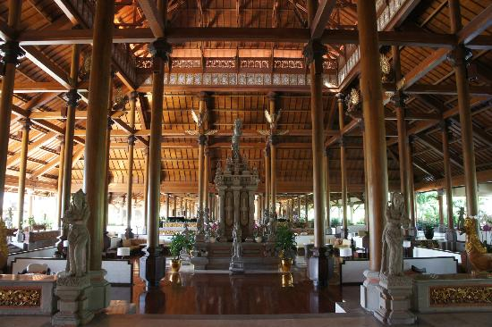 Ayodya Resort Bali: Lobby area