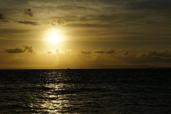 Ayodya Resort Bali: Sunrise