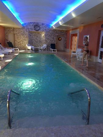 Auberge de Cassagne & Spa: Un jolie petit spa