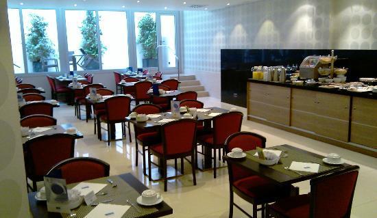 HCC Lugano: Dining Area.