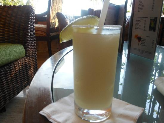 Marriott Puerto Vallarta Resort & Spa: Refreshing margarita