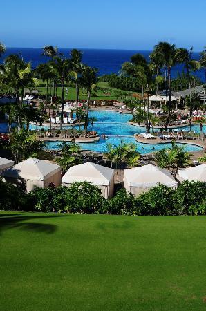The Ritz-Carlton, Kapalua: Ritz Calrton Pool