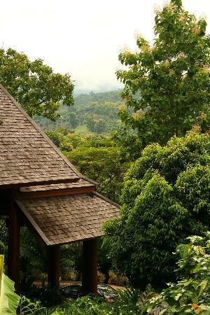 Suanthip Vana Resort: nice views