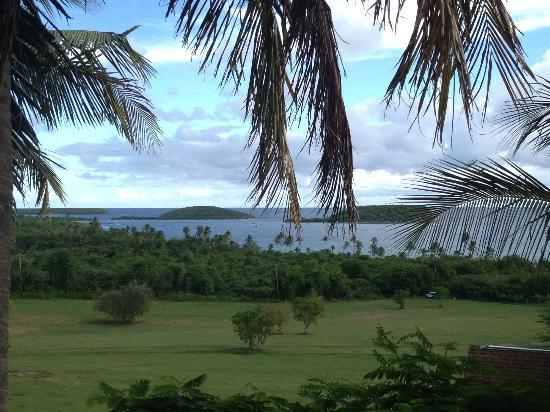 Hacienda Tamarindo : Ocean view