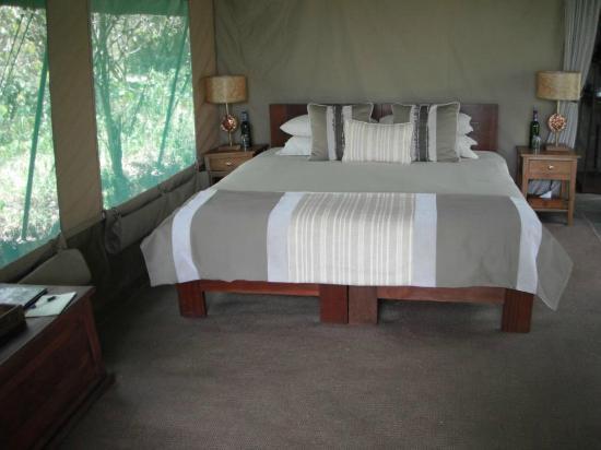 Rekero Camp, Asilia Africa: Tent #9