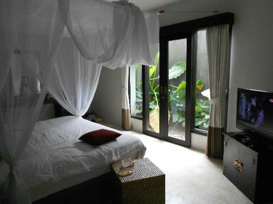 Annora Villas Seminyak: bedroom
