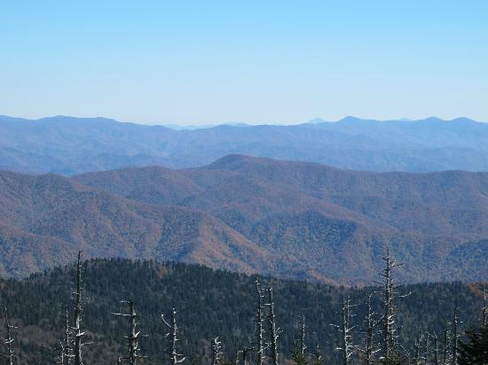Glenstone Lodge: Clingmans Dome 2
