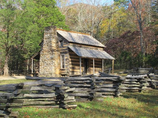 Glenstone Lodge: John Oliver Cabin