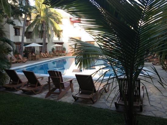 Hotel Villablanca Huatulco : Clean and quiet
