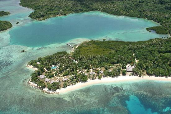 Are there any nude beaches near Port Vila? - Port Vila