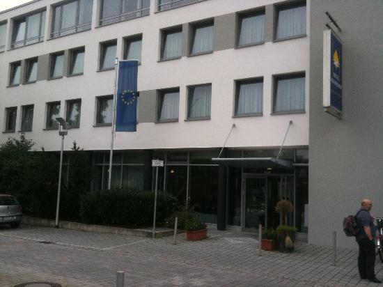 Best Western Hotel am Europaplatz: .