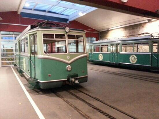 Drachenfels: cute train