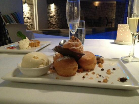 Sublime Restaurant : Dessert at Sublime