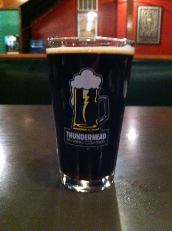 Thunderhead Brewing Company: Dark Wheat Beer