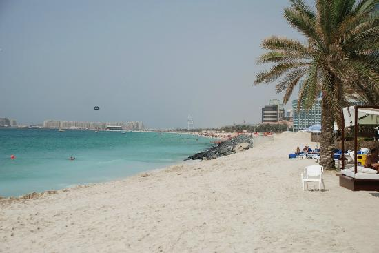 Sheraton Jumeirah Beach Resort: Пляж