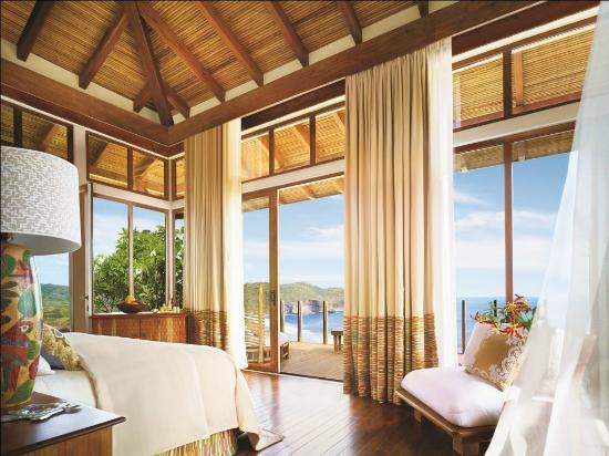 Playa Manzanillo, Nicaragua: Bohio's interior room