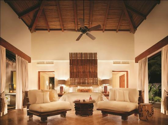 Mukul Beach Golf & Spa: One Bedroom Villa interior