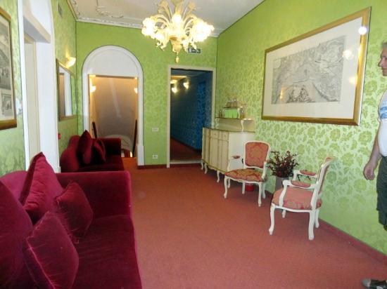 Hotel Becher: Lobby