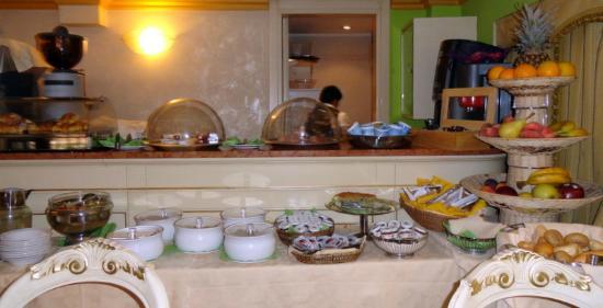 هوتل بيشر: Breakfast Choice