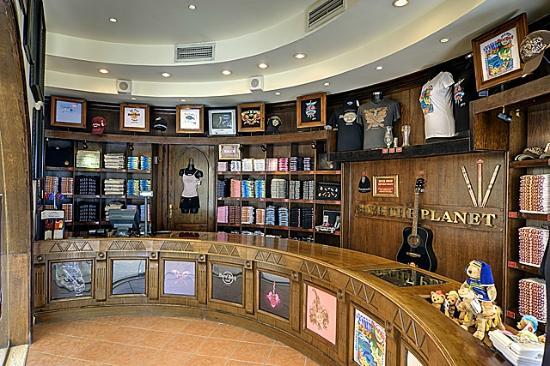 Hard Rock Cafe T Shirt Hurghada