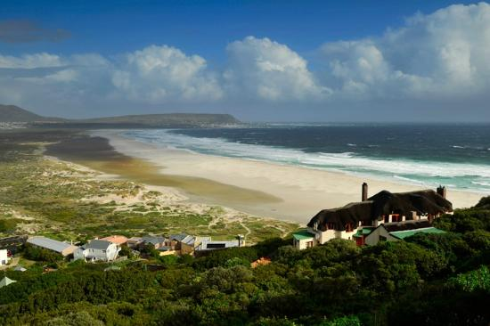 Cape of Good Hope: View along the way