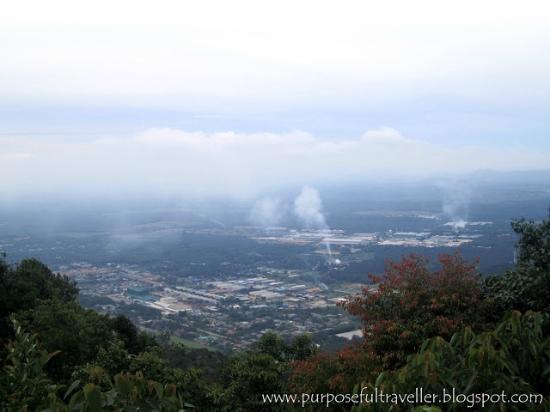View From The Peak Picture Of Gunung Lambak Kluang Tripadvisor
