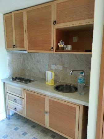 Langkawi Lagoon Resort: Kitchenette