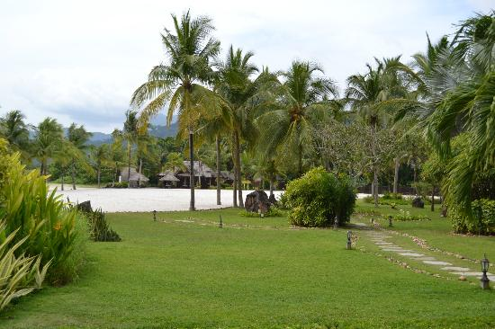 Langkawi Lagoon Resort: Private beach