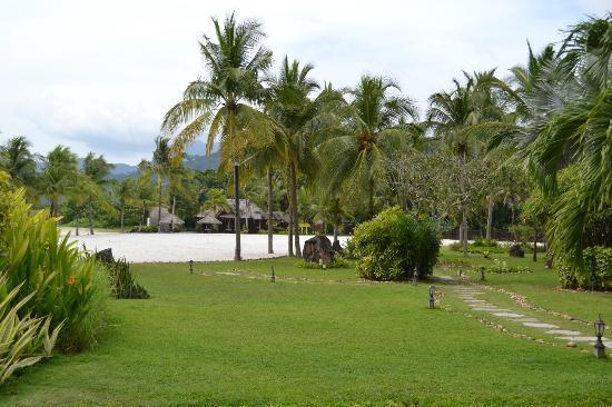 ลังกาวี ลากูน รีสอร์ท: Private beach