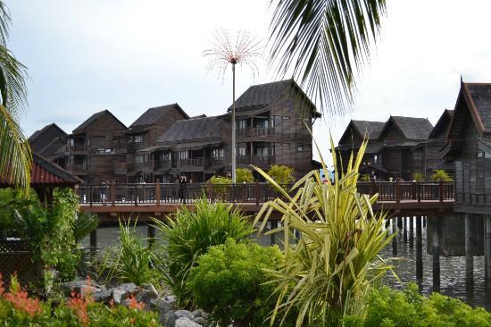 ลังกาวี ลากูน รีสอร์ท: Sea Village