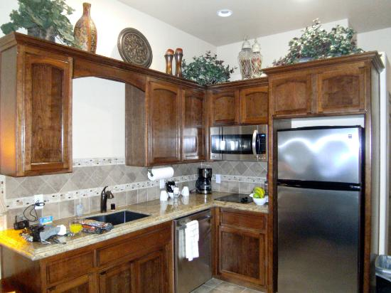 Spring Mountain Motor Resort and Country Club: The condo