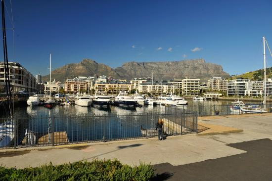 Queen Victoria Hotel & Manor House: Cape Town waterfront 2