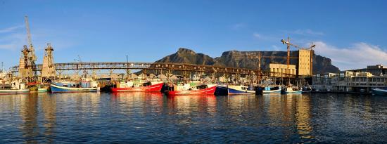 Queen Victoria Hotel & Manor House: Cape Town waterfront 3