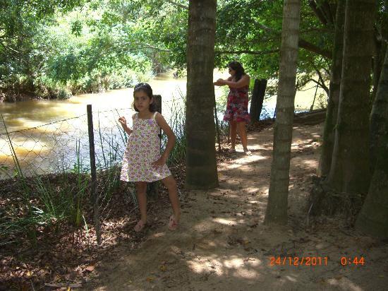 Monte Alegre do Sul, SP: rio camanducaia