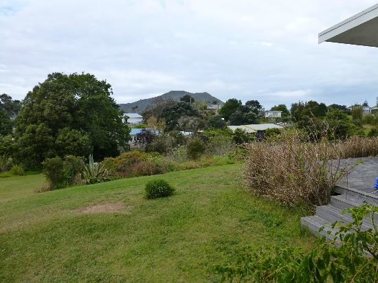 Houhora Lodge & Bed & Breakfast: View from our room