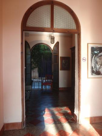 Hostal Corona : Inside view