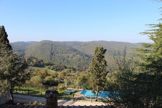 Borgo di Pietrafitta Relais: Vista