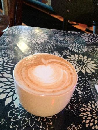 Gypsy Joynt: Pumpkin Spice Latte (w/ care)