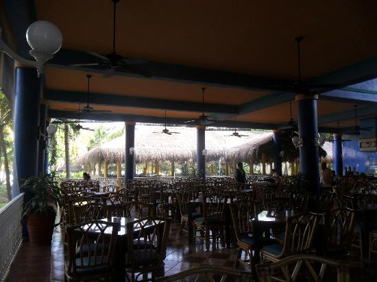 Hotel Riu Playacar: comedor