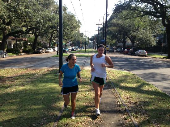 ‪New Orleans Jogging Tours‬