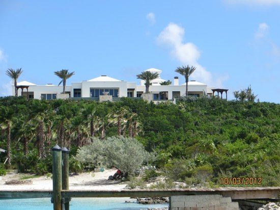 Coastline Adventures Exuma: Newly built private residence
