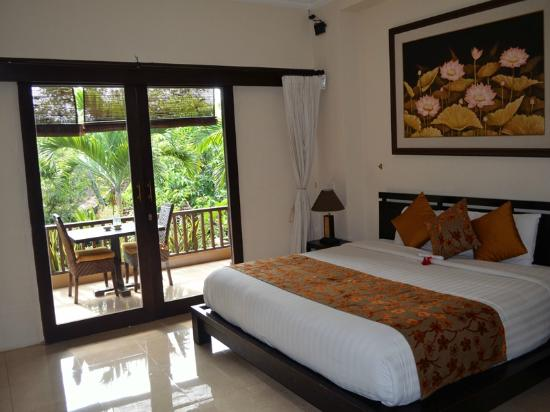 Bebek Tepi Sawah Villas & Spa: Bedroom